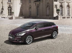 Citroen DS4 Fabourg Addict