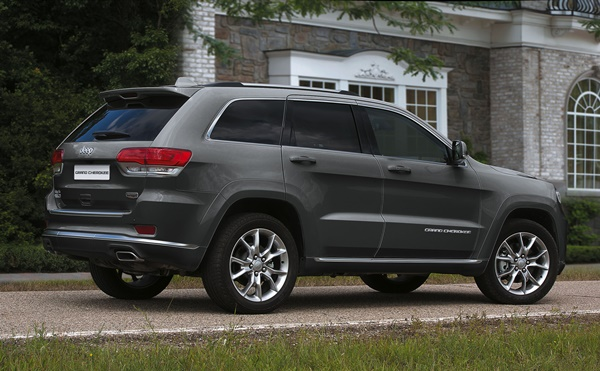 Jeep Grand Cherokee Platinum 2015