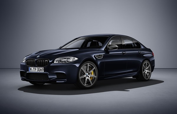 BMW M5 Competition Edition 2016 2207-2