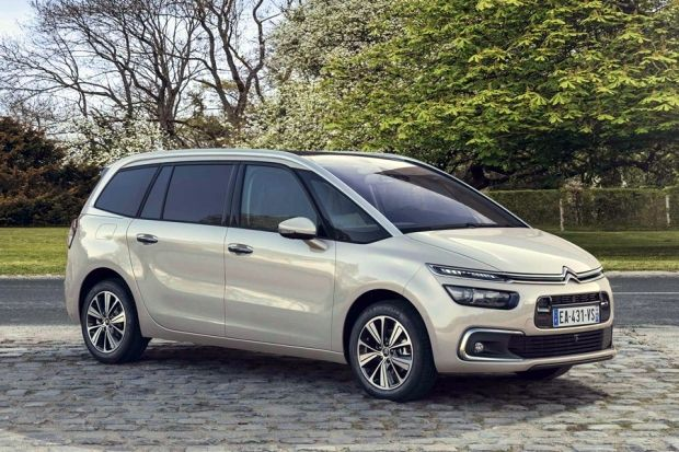 Citroën Grand C4 Picasso 2016