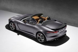 Jaguar F-Type SVR 2016 Convertible