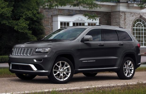 Jeep Cherokee Summit Platinum 2015