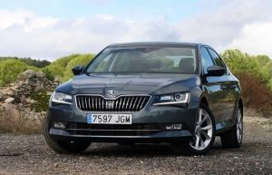 Skoda Superb 16 TDI-120 Ambition
