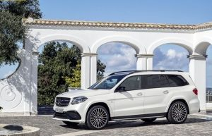 Mercedes-Benz GLS 2016