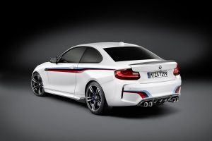 BMW M2 Coupe con Accesorios M Performance