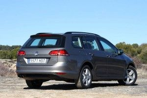 Volkswagen Golf Variant 1.4 TSI 122 Advance