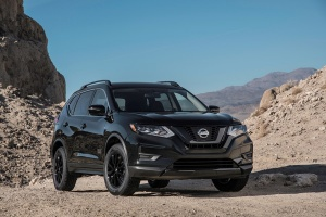 Nissan Rogue One Star Wars Edition 2016