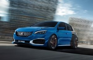 Peugeot 308 R Hybrid, super deportivo enchufable con tracción total