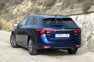 Toyota Auris Touring Sports 2.0 150D Advance