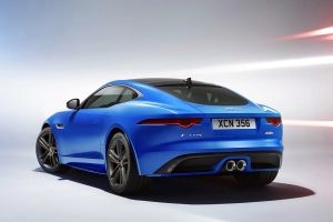 Jaguar F-Type British Design Edition, exclusividad con el motor 3.0 V6 S