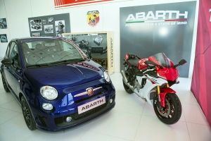 Abarth 595 Yamaha Factory Racing 99 Limited Edition 2016