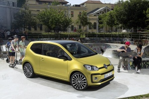 Volkswagen Up 2016