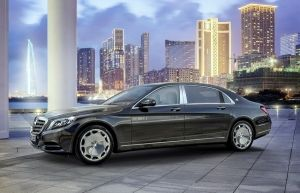 Mercedes Clase S Maybach