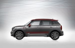 Mini Countryman Edición Especial Park Lane