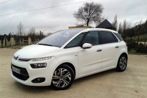 Citroen C4 Picasso 1.6 HDi 115 Exclusive
