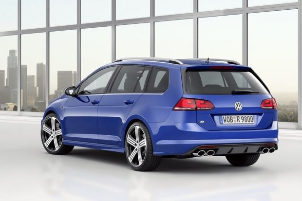 VW Golf R-Variant