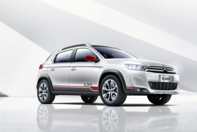 Citroën C-XR Concept, joint venture china
