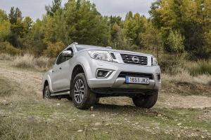 Prueba: Nissan Navara NP300 Doble Cabina dCi 190 Tekna, ocio y trabajo con más lujo y confort