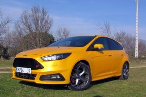 Ford Focus 2.0 Ecoboost 250 ST Plus