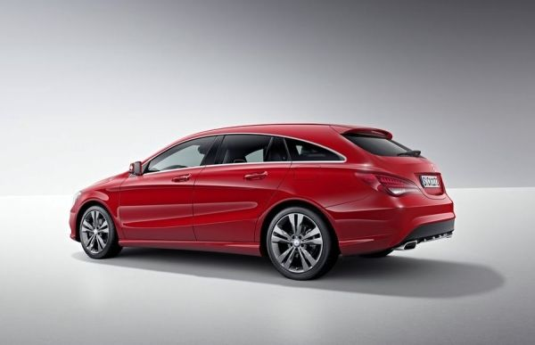 Mercedes CLA ShootingBrake 2015