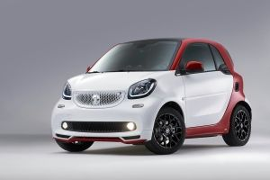 Smart Fortwo Coupe Usuaïa 2016