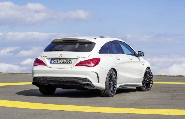 Mercedes CLA Shooting Brake 2015