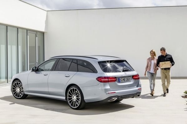 Mercedes Clase E Estate