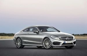 Mercedes Clase C Coupe 2015