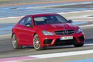 Mercedes Clase C Coupe AMG 2016