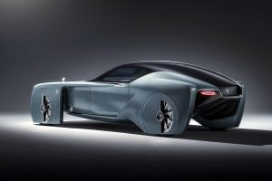 Rolls Royce Next Vision Concept 100