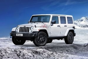 Serie especial Jeep Wrangler Backcountry