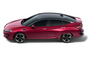 Honda Clarity Fuel Cell 2016