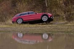 Nuevo Mercedes E All-Terrain, carrocería Estate con suspensión neumática