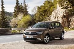 Dacia Sandero 2017, avance de fotos