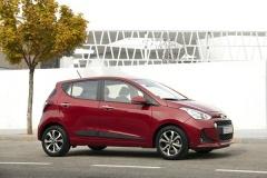 Hyundai i10 2016, fotografías generales