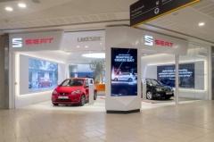 """La marca española SEAT abre su primer """"SEAT Store"""" en Londres"""