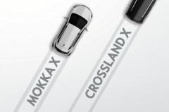 Crossland X será el nombre del nuevo Crossover de Opel