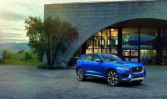 Jaguar I-Pace Concept 2016, fotografías generales