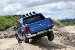 Volkswagen Amarok 2.016, fotografías generales