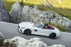 Mercedes-AMG GT Roadster, fotografías generales