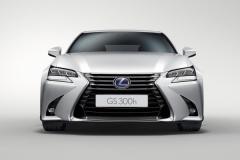 Lexus GS 2016, fotografías generales