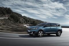 Peugeot 5008 2017, avance de fotos