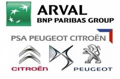 Arval y el Grupo PSA se unen para ofrecer oportunidades a los clientes de Arval Active Link