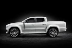 Mercedes Clase X Concept, fotografías generales