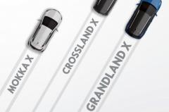 GrandlandX, será el nuevo crossover de Opel de mayor talla